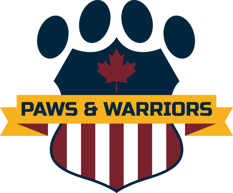 paws and warriors