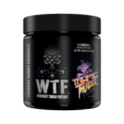 WTF War Fighter Inspired Pre-Workout