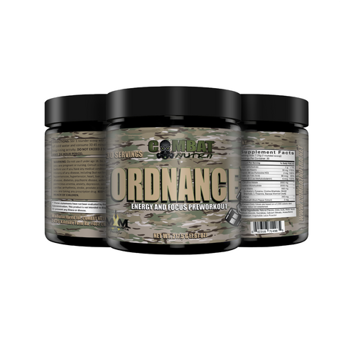 ORDNANCE V2 Weaponized Pre-Workout