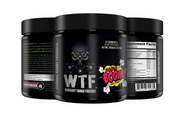 WTF War Fighter Inspired Pre-Workout - Sonic Boom