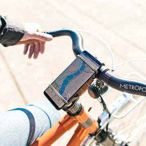 Bike, Motorcycle, ATV, Peloton  Stem / Handlebar  Phone Holder Mount