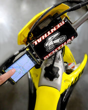 phone holder mount for motorcycle handlebars