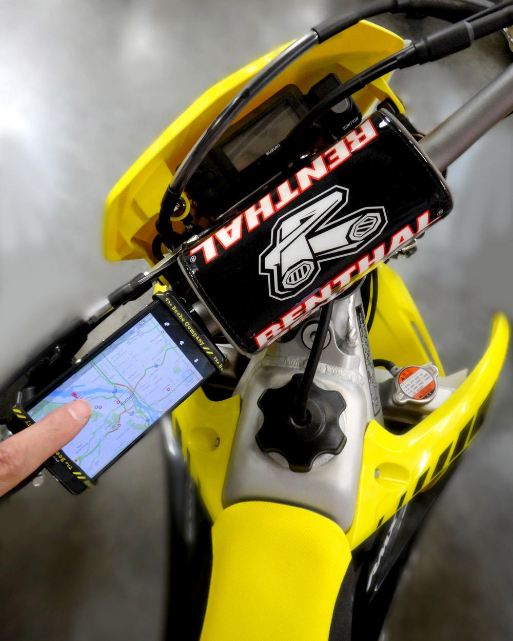 Phone Holder For Bicycle Motorcycle ATV UTV