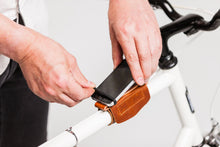 iphone holder for bike frame or handlebars