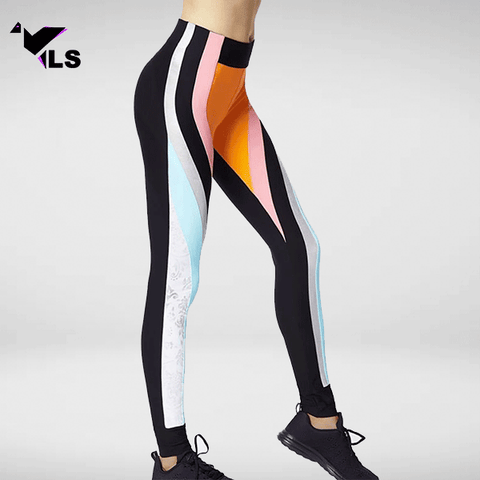 Pantalon Fitness Coloré