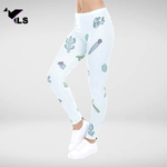 Legging Fantaisie Fashion Cactus