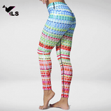 Legging Aztèque New Look Multicolore