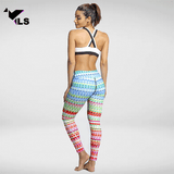 Pantalon Aztèque New Look Multicolore