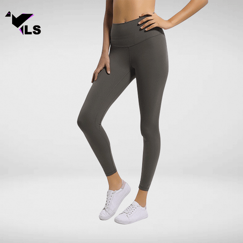 Legging de Yoga Kaki Avocat