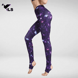 Legging de Yoga Galaxie