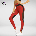 Legging Fitness Rouge