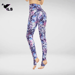 Legging Long de Yoga