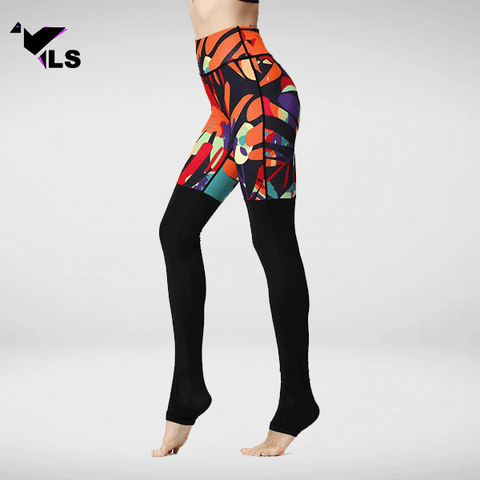 Legging Yoga Coloré