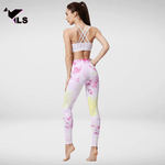 Legging Yoga Fushia