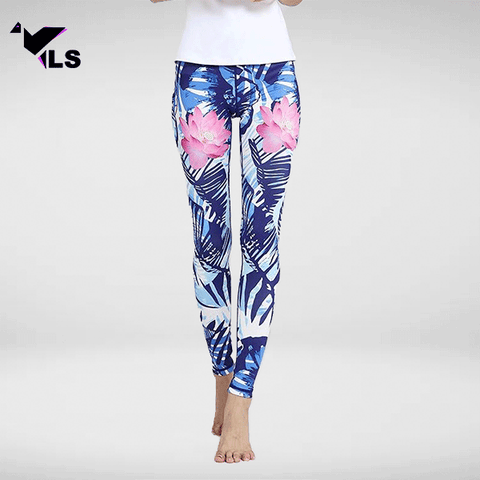 Legging Yoga Lotus