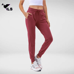 Legging Yoga Rouge