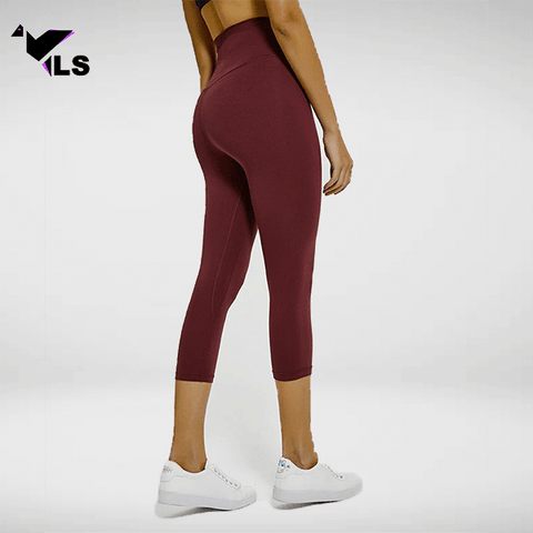 Pantalon Original 3/4 Bordeaux