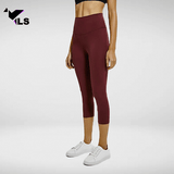 Legging Original 3/4 Bordeaux