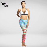 Bas de Femme Aztèque New Look Multicolore
