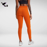 Pantalon Moulant Orange