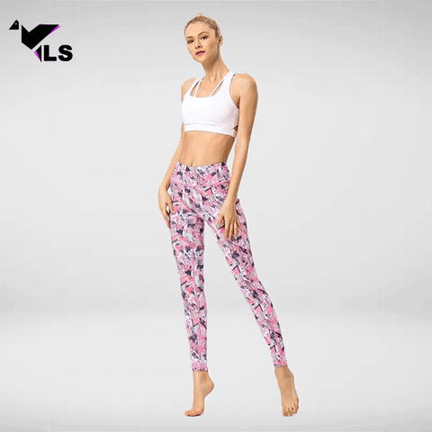 Legging Sport Rose