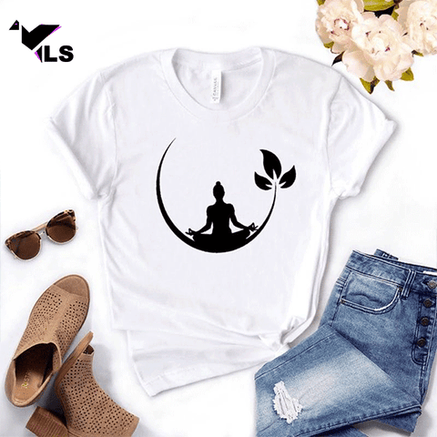 T-Shirt de Yoga Bio Équitable