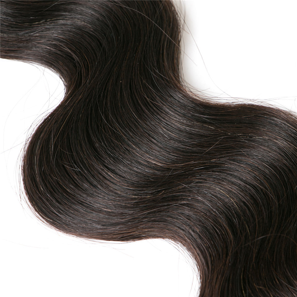 Beaufox Hair Body wave Brazilian Hair 100% Human Hair 1 Bundle