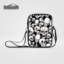 Load image into Gallery viewer, Small Messenger Bag,Skull