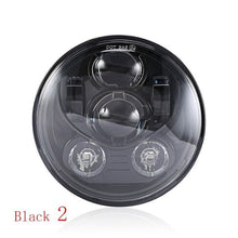 Load image into Gallery viewer, 5 3/4 inch led Light for Harley  Black Projector Daymaker Headlamp