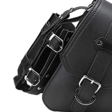 Load image into Gallery viewer, Universal PU Leather Saddlebag