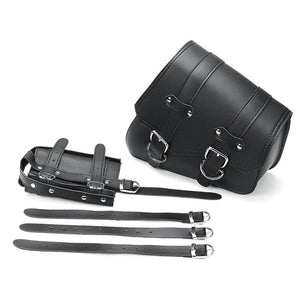 Universal PU Leather Saddlebag