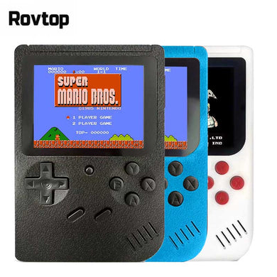 Retro Handheld Game Console (400 8-Bit Games )