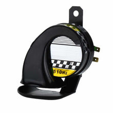 Load image into Gallery viewer, Universal Car Motorcycle 130DB Electric Snail Horn