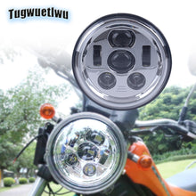 "Load image into Gallery viewer, 7"" LED headlight For Harley Davidson"