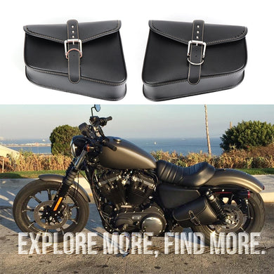 Swingarm Saddle bag