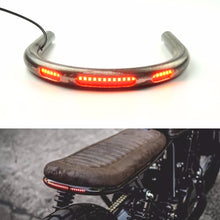 Load image into Gallery viewer, LED Universal Cafe Racer break Light & Turn signal combo (230MM Width)