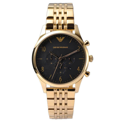 Emporio Armani AR1893 Gold Classic Mens Watch
