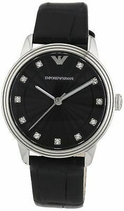 Emporio Armani AR1618 Retro Black Watch