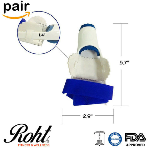 Roht Hallux Valgus Deformity Corrector and Bunion Pain Relief Big Toe Aligner