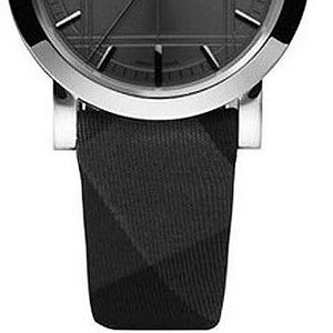 Burberry BU1758 Heritage Swiss Made Leather Mens Watch