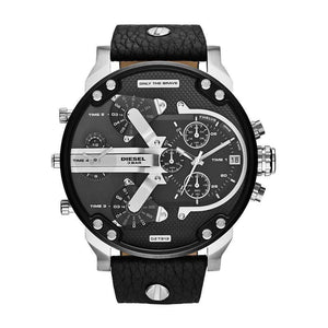 Diesel DZ7313 Mr. Daddy 2.0 Chronograph Black Dial Men's Watch