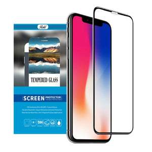 Roht 3D Glass Screen Protector for iPhone X and XS