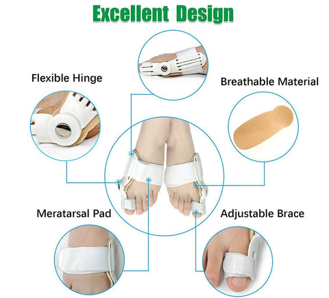 Bunion Corrector and Bunion Relief Pads Foot Bunion Splint Protector