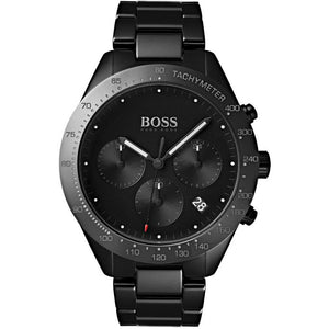 BOSS Hugo Boss 1513578 Talent Black Ceramic Mens Watch