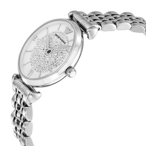 Emporio Armani Women's Retro Stainless Steel Watch AR1925