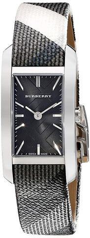 Burberry BU9505 The Pioneer Black Sunray Dial Swiss Made Womens Watch