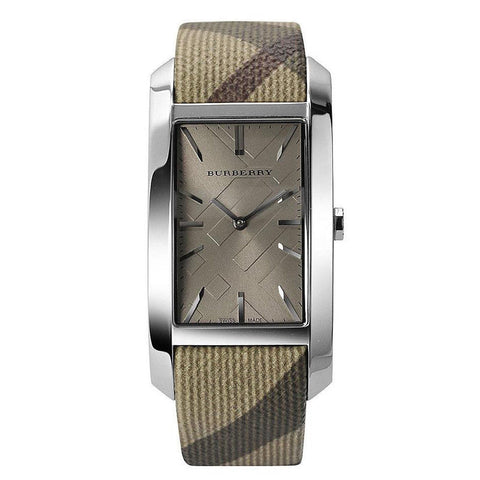 Burberry BU9404 The Pioneer Heritage Swiss Made Womens Watch