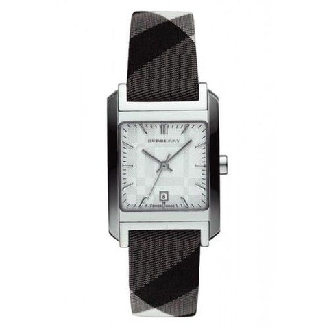 Burberry BU1581 Heritage Signature Swiss Made Womens Watch