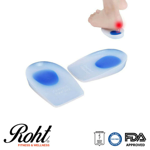 Roht Silicone Heel Cup for Spur and Fascia Relief