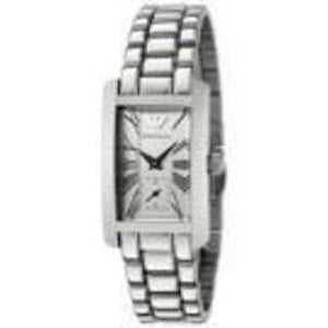Emporio Armani AR0146 Men's Silver Dial Stainless Steel